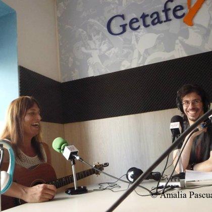 Con la cantautora Alicia Ramos (07/06/2015)